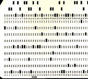 Punch Card Programming